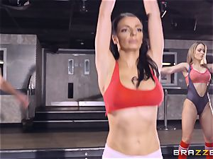 xxx workout with Sophia Laure