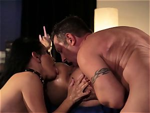 Vicki haunt and Katrina Jade want more than fuck-fest