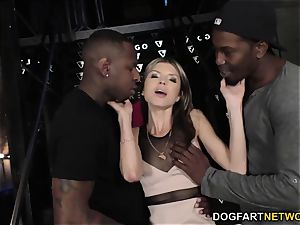 Gina Gerson bi-racial double penetration - cheating Sessions