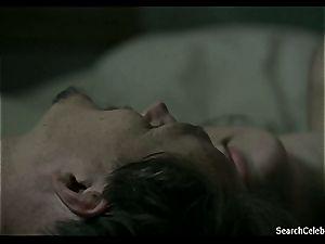 sensual Sandra Huller getting naked on film