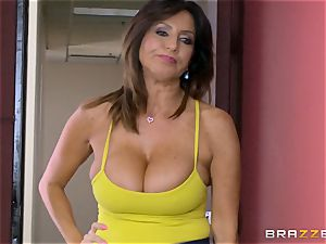 Tara Holiday and Alli Rae share a crazy hotel guest