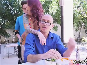Virtual fuck-a-thon mommy taboo amazing 4th Of July 3some