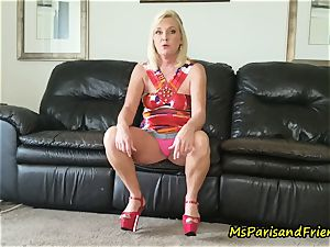The mom sonny collection with Ms Paris Rose