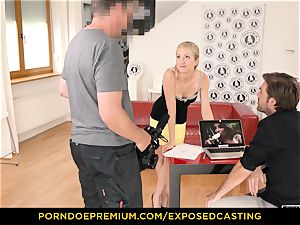 exposed audition - bodacious babe orgy prowess test in audition