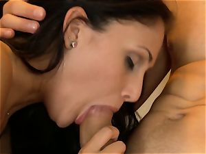 Ariana Marie Gives oral pleasure