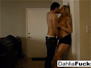 unexperienced vid with James Deen