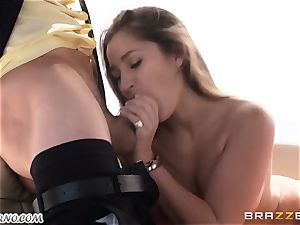 damsel gets her cootchie penetrated while her hubby is sleeping