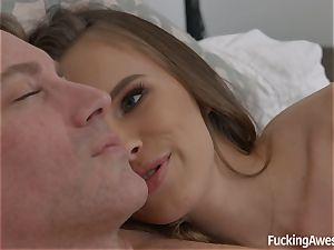 FuckingAwesome - Jillian Janson plumbs an another fellow