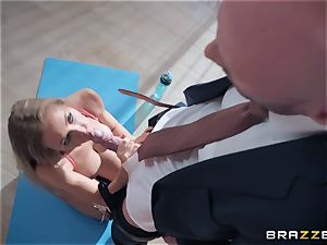 hot fucky-fucky with a duo of amazingly insatiable gals