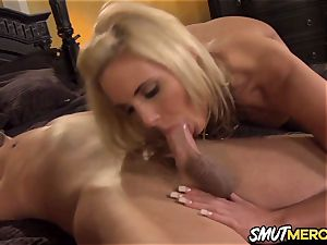 Phoenix Marie Lures in a nubile horny guy
