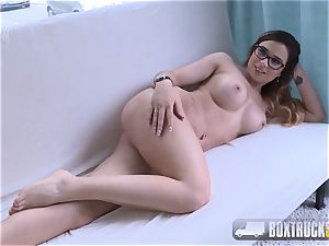 unbelievable Mira hotwife Agrees to her very first porno Shoot