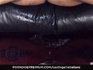 casting ALLA ITALIANA fledgling rockets in anal boink