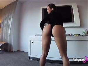Rahyndee James swanky motel romping point of view