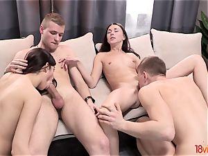 legitimate Videoz - Lily Cat - ladies get the intercourse soiree going