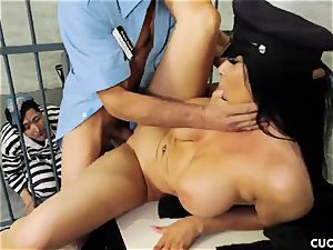 Romi Rain - My hubby should know how to plow a real folks