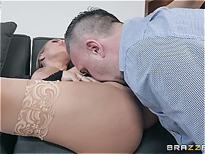 horny psychologist takes advantage of customers husband