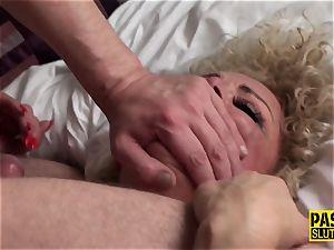 hatch banged slave cougar