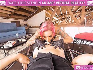 VRBangers.com buxomy cougar plowed hard By her Costumer